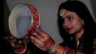 Karwachauth Vlog | Cooking With Reshu |  1st Vlog