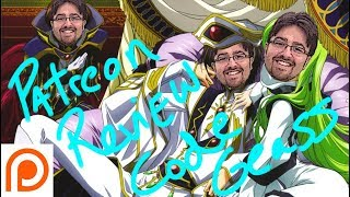 Patreon Review: Code Geass Lelouch of the Rebellion Season 2