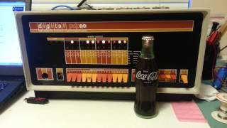 PDP-8/E Plays The Entertainer
