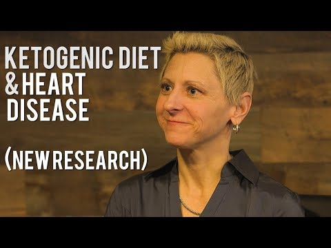 Ketogenic Diet & Heart Health--New Research Updates by Sarah Hallberg, MD