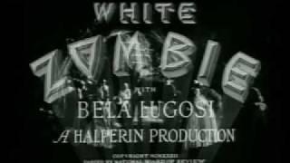 La Legion de los Hombres sin Alma (White Zombie, 1932, Cinetel Preview)