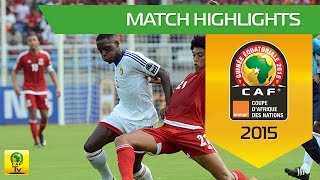 Equatorial Guinea - Congo | CAN Orange 2015 | 17.01.2015