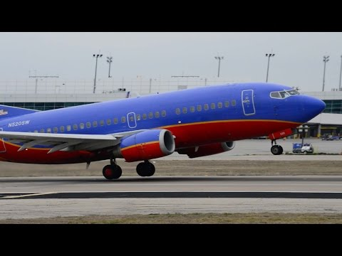 Plane Spotting In Southwest Airlines' Hometown; Dallas Love Field Airport (DAL)