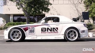 Coming to a Track Near You: Club Racer-Inspired 2008 Honda S2000 CR Videos