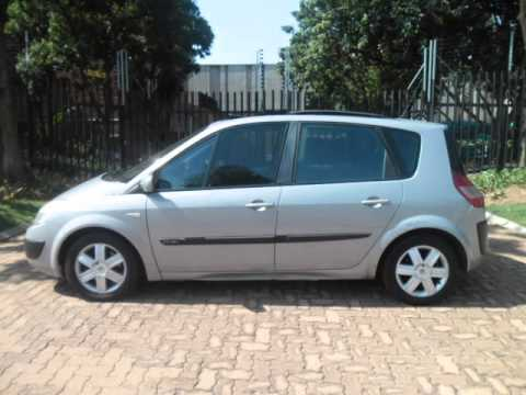 2004 renault scenic 1 9 dci expression auto for sale on auto trader south africa youtube. Black Bedroom Furniture Sets. Home Design Ideas