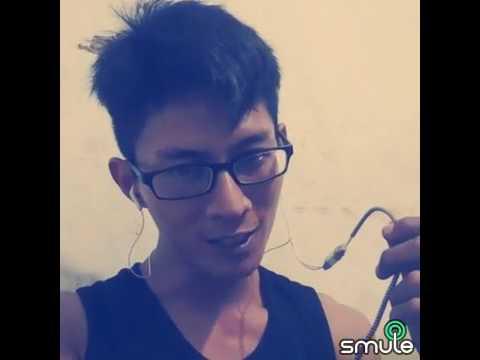 Best smule bersama Penyanyi Minang Haiqal..#Rena
