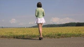 Repeat youtube video ミニスカ熟女のシースルー4/ See-through skirt1