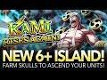 KAMI RISES AGAIN! Super Evolution Island! 2x Teams! (ONE PIECE Treasure Cruise)