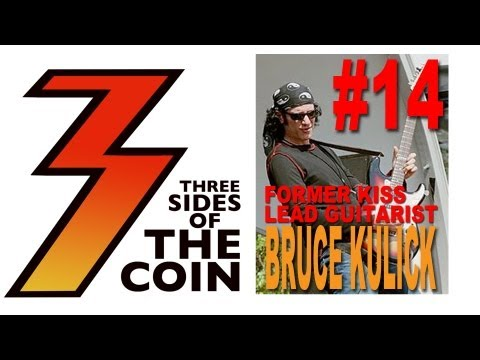 Bruce Kulick Sits Down with Threes Sides of the Coin & Takes You Inside KISS