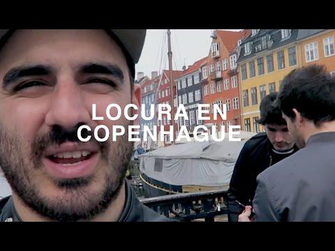 Nos volvemos locos en Copenhague