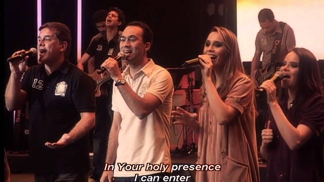 musica te exaltamos pai diante do trono