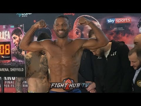 The Melbourne fighter admits that former IBF World Champion Brook is  another step up in class but says he is ready for whatever the Sheffield  star throws at ... 72fee0e2a