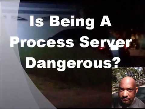 Is Being A Process Server Dangerous? Lance Casey & Associates