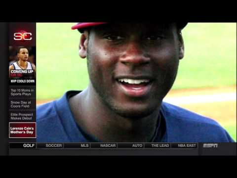 Lorenzo Cain's Mother's Day (video Feature HD)
