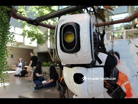 Cosplay of the Day: The Most Stunningly Accurate GLaDOS Cosplay Ever