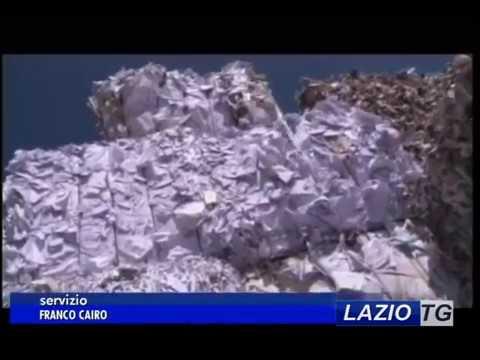 LAZIO TG  ITRI PROSEGUE LA BONIFICA IN LOCALITA' CALABRETTO