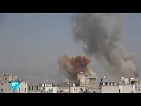 التحالف بقيادة السعودية يقصف صنعاء بعد إطلاق الحوثيين طائرات مسيرة باتجاه المملكة  - نشر قبل 5 ساعة