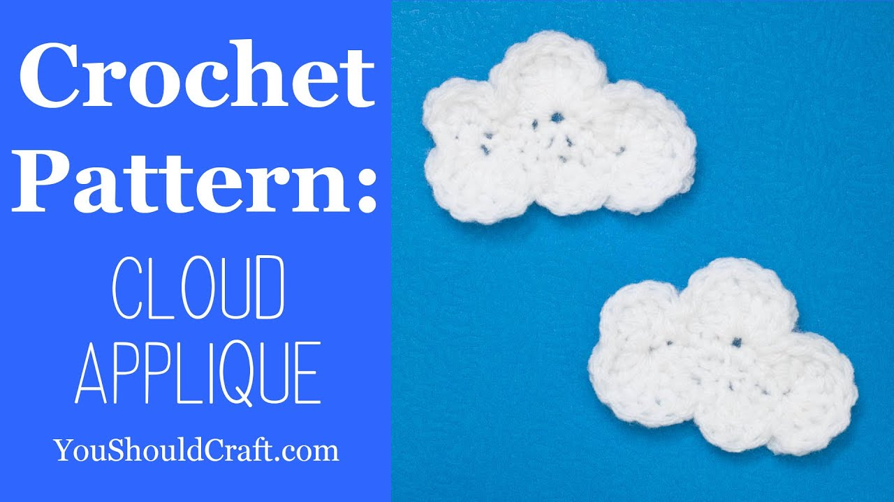 Ravelry: Cloud amigurumi pattern by Gateando Crochet   720x1280