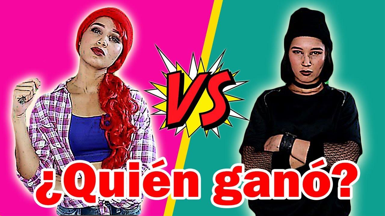 BATALLAS DE RAP ÉPICAS  / Ariel vs Mulán- Yessi tu amiga