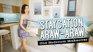 Resort-Inspired Condo Makeover // 28 sqm One Bedroom // by Elle Uy