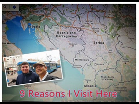 9 Reasons to Visit Former Yugoslavia 1