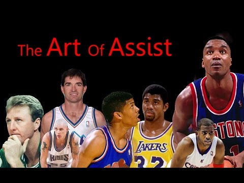 The Art Of Assist ᴴᴰ - Basketball History