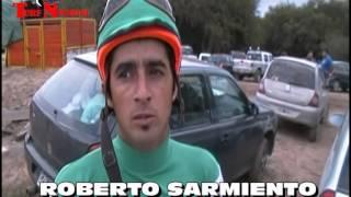 LAS TALITAS 02 04 2014   CARRERA 6   PRE CLASICO   BORRACHITO   BATALLA   COMANCHERO