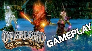 Overlord Fellowship of Evil Gameplay PC 1080p60fps Walkthrough