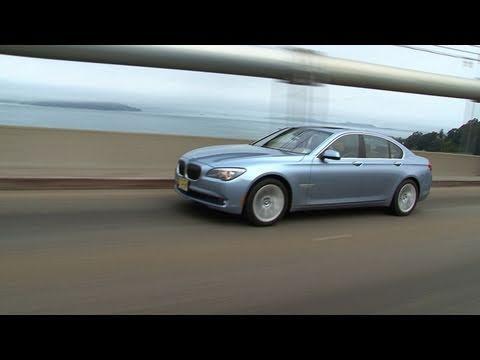 2011 BMW 740i  YouTube