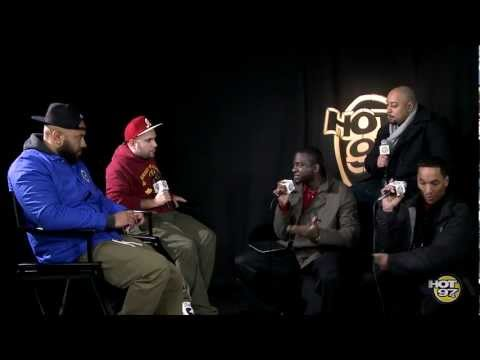The Central Park 5 talk about their struggle for redemption!