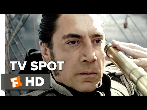 Pirates of the Caribbean: Dead Men Tell No Tales TV Spot - Adventure (2017) | Movieclips Coming Soon