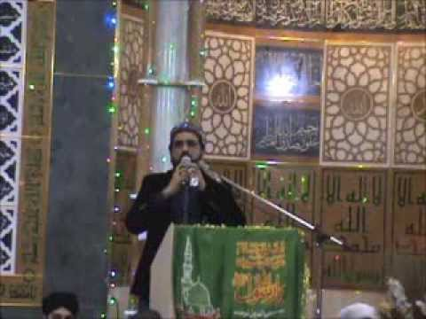 Qari Shahid Mahmood at Peterborough Mehfil-e-Naat 2014 (OFFICIAL)