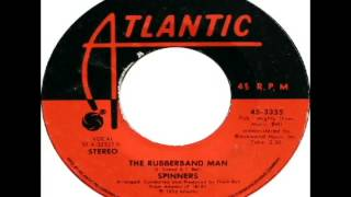 Spinners - The Rubberband Man (1976)