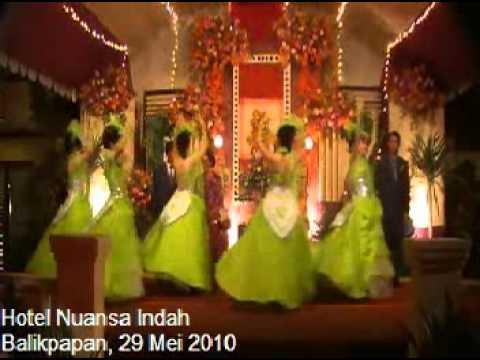 In Love With You FerLin Dance Balikpapan @Nuansa Indah Hotel 10 Juni 2010