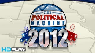 The Political Machine 2012 - Gameplay PC | HD
