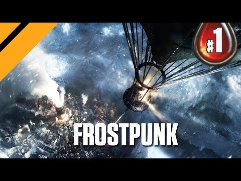 Frostpunk ALL DAY! - P1
