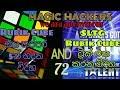 තත්පර 5න් Rubik's Cube එක හදන විදිහ සහ SLGT Rubik's Cube Trick Hacked - Sinhala