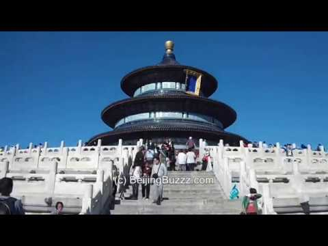 Temple of Heaven TimeLapse 2