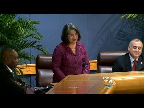 Miami-Dade Commission Takes Tilt To Left