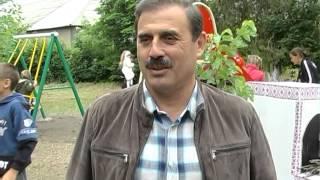 Антон Киссе подарил игровые площадки детям Бессарабии