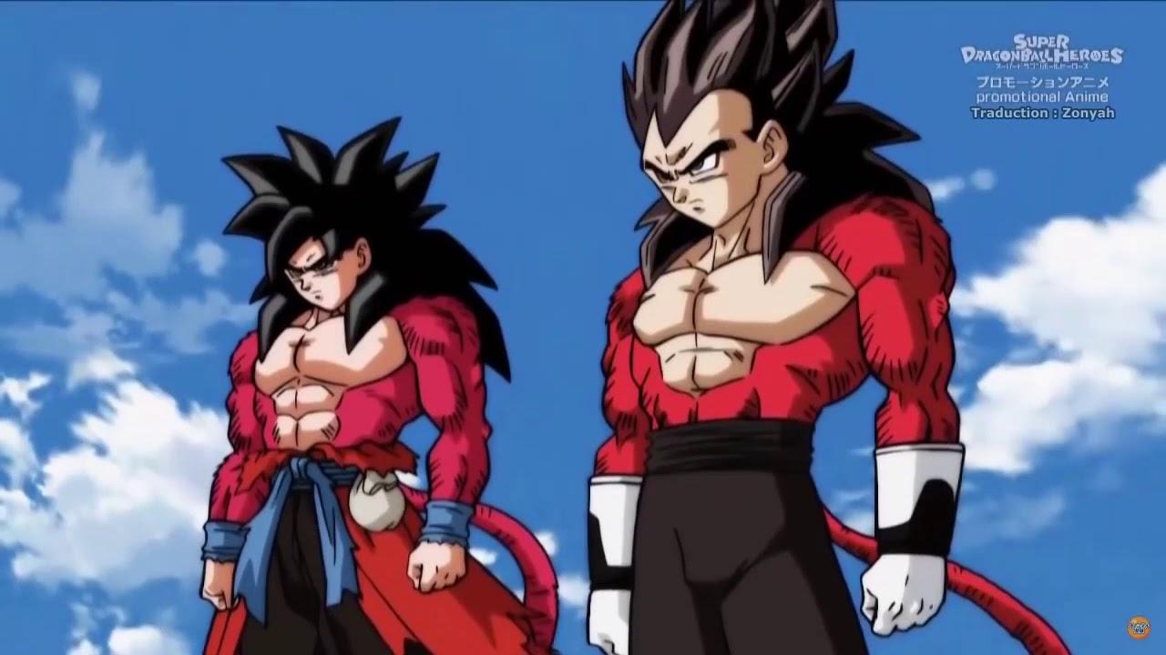 Download ÉPISODE 5 – Le plus puissant guerrier ! Vegetto Super Saiyan 4 !! Vostfr
