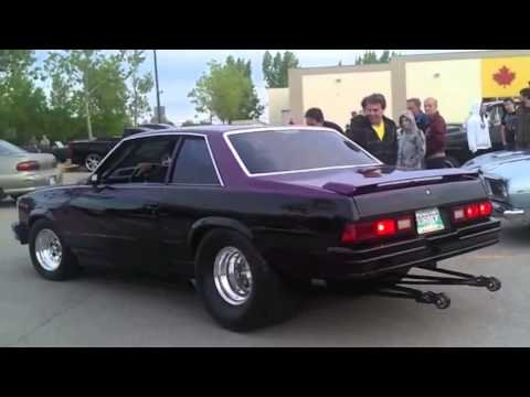Malibu Prostreet Leaving Car Show