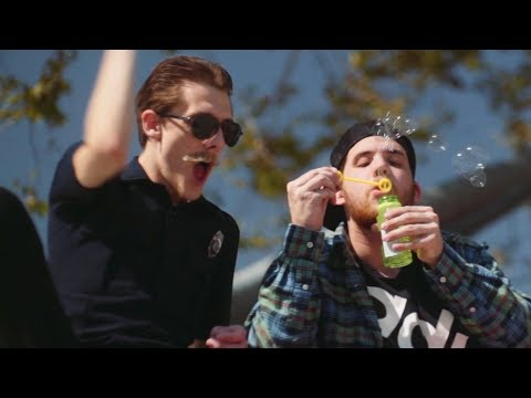 Skater Boy and Friendly Cop - Official Music Video