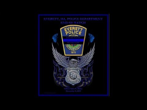 Saying Goodbye to Officer Glen Briley