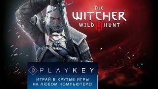 Тест ► Сервиса PLAYKEY ► На Примере Игры ► The Witcher 3: Wild Hunt ► 60fps