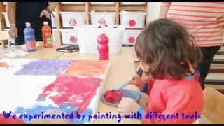 Lilies Class - Kandinsky