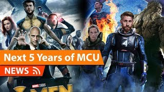 MCU Has the Next 5 Years Planned Out
