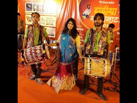 Gujarati Live Garba Song - Tu Kali Ne Kalyani Re Maa - Rita Dave