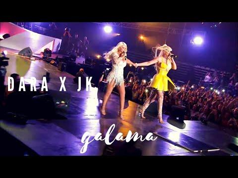 DARA BUBAMARA x @Jelena Karleuša - GALAMA | LIVE (Štark Arena) 2018. - OfficialDaraOnline
