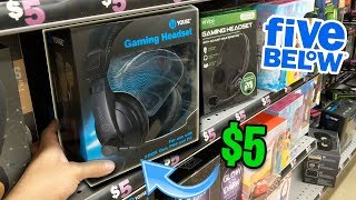 Me Buying a $5 PS4 Headset from Five Below... Is it worth it?